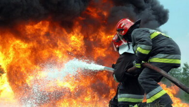 4 мая - Международный день пожарных, День борьбы с травлей...   Корабелов.ИНФО