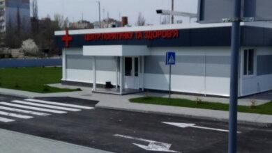 Инфекционное отделение (ковидный госпиталь) Николаевской горбольницы №5
