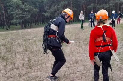 В Балабанівському лісі відбулися змагання з туризму | Корабелов.ИНФО image 3