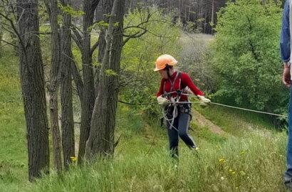 В Балабанівському лісі відбулися змагання з туризму | Корабелов.ИНФО image 6