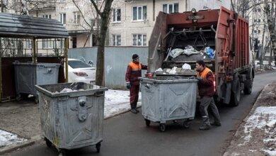 Вывоз мусора в Николаеве