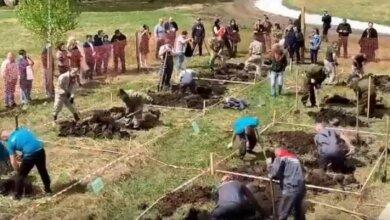 В России состоялся чемпионат по копанию могил | Корабелов.ИНФО