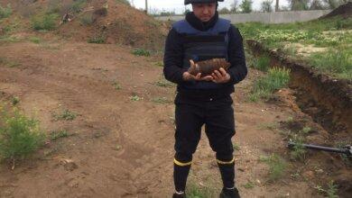 Николаевец в Корабельном районе наткнулся на артиллерийский снаряд | Корабелов.ИНФО