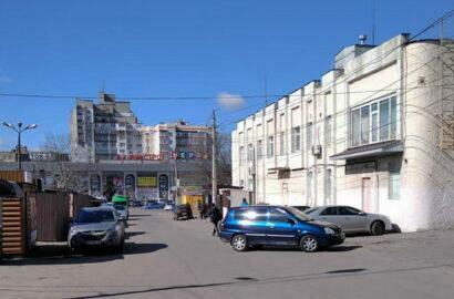 МАФы в Корабельном районе г. Николаева
