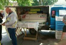 стихийная торговля в Николаеве
