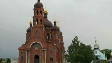 Храм Святого Духа в Николаеве