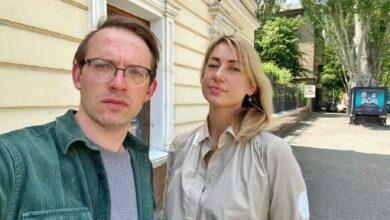 Денисенко и Домбровская