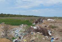 свалка в Галицыново