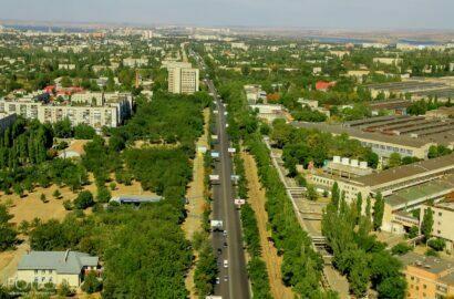 проспект Богоявленский в Николаеве