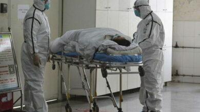 смерть от коронавируса