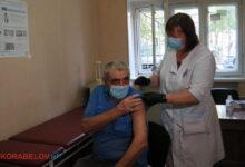Центр вакцинации в Корабельном районе
