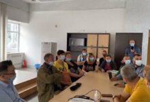 встреча Цой Ха Йонга с местными жителями
