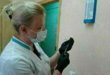 Центр Вакцинации в Корабельном районе г. Николаева(фото из соцсети)