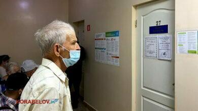 пункт вакцинации в Корабельном районе г. Николаева