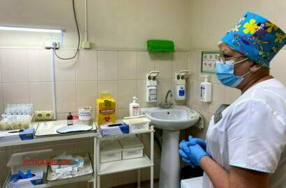 семейная амбулатория ЦПМСП №7 в Николаеве
