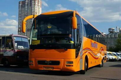 автобус в Польше