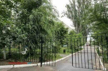 горбольница №5 в Николаеве
