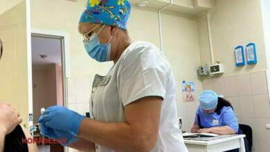 вакцинация в Корабельном районе г. Николаева