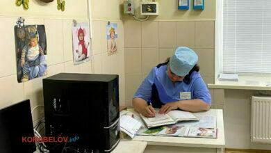 пункт вакцинации в Корабельном районе Николаева