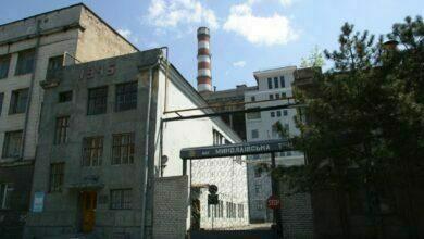 Николаевская ТЭЦ