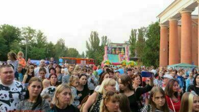 День города-2021 в Корабельном районе Николаева