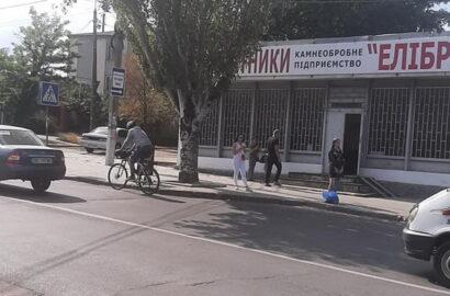 """остановка """"Янтарная"""""""