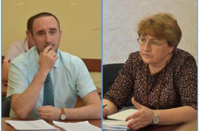 Иван Пантелеев и Елена Удовиченко