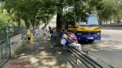 Корабельный район Николаева, маршрут №114
