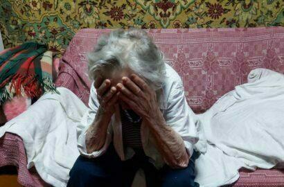бабушка пострадала от мошенников