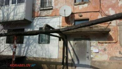 трубы отопления по ул. Океановской в Николаеве