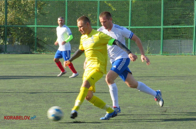 Футболісти «Ольвії» впевненно пройшли до фіналу в боротьбі за кубок міста