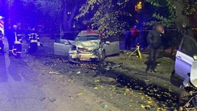 смертельное ДТП в Николаеве на Карпенко 25.10.2021