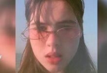 девушка, выпрыгнувшая из окна