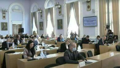 10-я сессия Николаевского горсовета 01.10.2021
