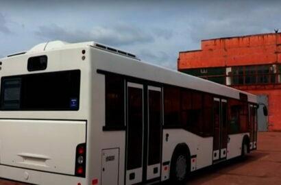 автобусы НГЗ