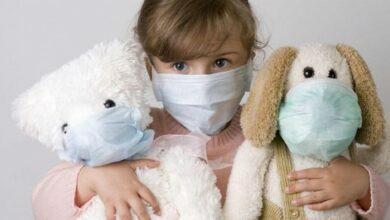 дети коронавирус