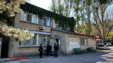 Очередь на флюорографию в Корабельном районе Николаева