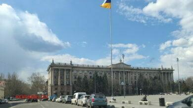 Здание Николаевского горсовета