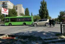 Корабельный район Николаева, зеленый автобус маршрута 91