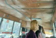 пассажиры николаевской маршрутки без масок